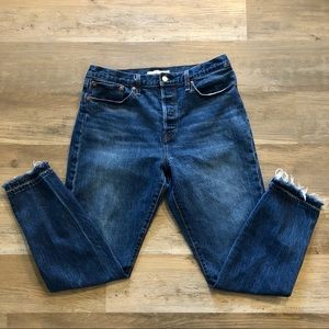 Levi's  button fly Wedgie fit jeans: 31
